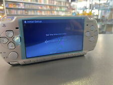 Sony PSP Slim 2004 & Lite plata estrenar New rareza
