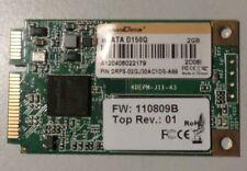 INNODISK mSATA 2GB D150Q SATA II 3.0Gb/s SSD SLC MEMORY CARD FLASH MINI PCI-E