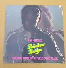 Jimi Hendrix LP Record Rainbow Bridge