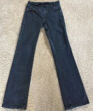 Jag Jeans Pull On High Rise Boot Nordstrom Stretch Size 6 Women