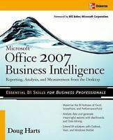 Microsoft ®  Office 2007 Business Intelligence: Reporting, Analysis, a-ExLibrary