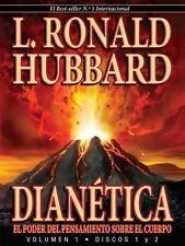Dianetica : La Ciencia Moderna de la Salud Mental by L. Ron Hubbard (2007, CD)