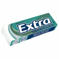 Wrigleys Extra Cool Breeze Sugar Free Chewing Gum - 10 Pieces 1 2 3 6 12 Packs