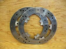Harley Davidson V-rod Front Rotors '02- '05 44343-01 VRSCA VRSCB vrod v rod
