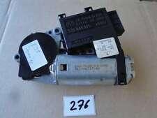 BMW E39 E53 X5 Schiebedachmotor Antriebseinheit Schiebedach Modul 8381480  LN276