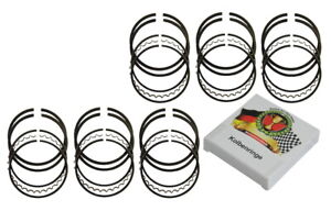 Kolbenringe Piston rings Motor ASJ / AZR (ca.2001) - Standardmaß STD 81,00 mm