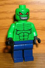 LEGO Batman minifig Figur Killer Croc original aus 7780