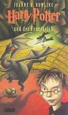 Harry Potter Und Der Feuerkelch by J. K. Rowling (Hardback, 2002)