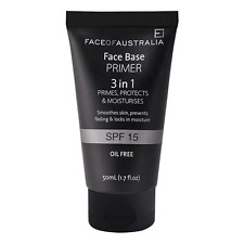 Face of Australia Face Base Primer 3 in 1 SPF 15 50ml