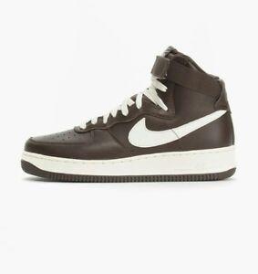 "Nike Air Force 1 Hi Retro ""Quickstrike""Trainers 743546 200 UK 8; 8.5"