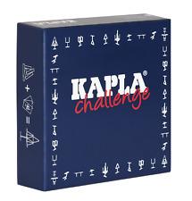 Kapla Challenge - Konzentrationsspiel mit Kapla Holzbausteinen