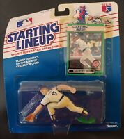 1989 Starting Lineup SLU Mark Grace Chicago Cubs Kenner sports figure
