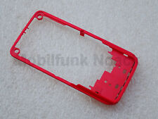 ORIGINALE Nokia 5610 lower bezel Assembly | Cover | Cornice ROSSO RED NUOVO
