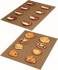 Backtrennfolie ideal für den Holzbackofen Pizzaofen Trennfolie Backfolie 98x57cm
