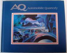 AUTOMOBILE QUARTERLY VOLUME 42 NUMBER 2 SECOND QUARTER 2002 L SCOTT BAILEY BOOK