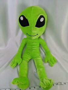 "Martian Alien Plush 25"" Green Impact Merchandise Stuffed Animal Toy"