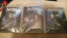 Dissidia Final Fantasy VII acrylique clés Tifa Sephiroth Cloud