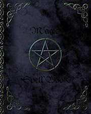 Magic Spell Book: of Shadows / Grimoire ( Gifts ) [ 90 Blank Attractive Spells R