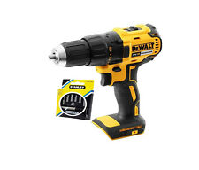 CLEARANCE DEWALT DCD777N Drill Driver Brushless BODY ONLY +Stanley 1-68-739 Bits