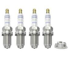 Spark Plugs x 4 Bosch Fits BMW 1 Series E81 E87 116i 3 Series E90 316i 115bhp