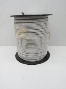 (250ft) American 16AWG Stranded 16/2 White SPT-2 Lamp Cord Wire 300V #16 Gauge