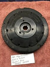 OMC Evinrude Johnson Outboard Flywheel 0582899 0583222 1973-86 65 70 75 HP 3 cyl