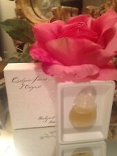 Vintage QUELQUES Fleurs Parfum By Houbigant 3ml Mini Pure Perfume Splash NEW