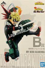 My Hero Academia Figure Katsuki  Bakugo Ichiban Kuji B Go And Go BANDI