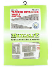 METCALFE CARD KIT N PN149 TAPERED RETAINING WALLS - STONE TYPE METPN149