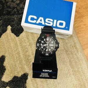 Casio Men's Active Rugged Black Watch