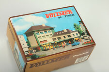 N Vollmer 7724 Post Office boxed was but open and an Small Pieces Started