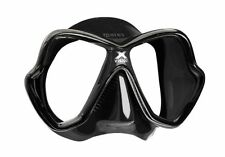 MASK SUB APNEA X-VISION BLACK MARES MASK FISHING SILICONE MASCARA SEA MASK
