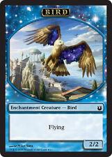 Jeton oiseau bleu X4 CREATIONS DIVINES VF