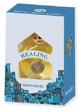 HEALING Anointing Oil 1/2 oz. For Prayer & Anointing Skin By Holy Gifts 043813