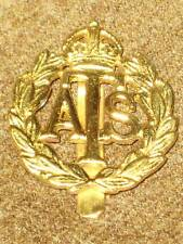 WWII ATS cap badge, reproduction