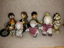 Funko Mystery Mini - The Walking Dead Lot of 9 - As Pictured