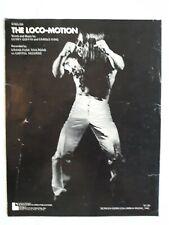 Grand Funk Railroad The Loco-motion Sheet Music
