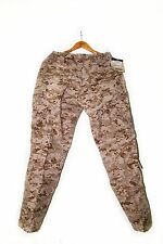 NWT NWU Type II Navy Seal AOR1 desert marpat FROG COMBAT FR Pants Trouser XL/R