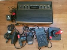 Atari 2600 6 Switch console system AV Modded Composite and S-Video!