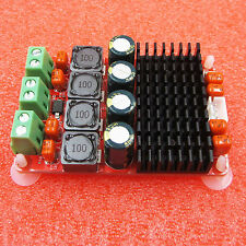 Dc 12V 24V Tpa3116 Dual Channel Stereo 50Wx2 Btl Mono 100W Audio Amplifier Board