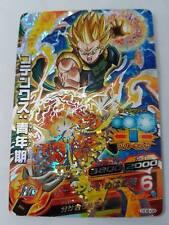 Postal Dragon Ball Z DBZ Dragon Ball Heroes Dios Mission Pieza SP #GDB-08 Oferta