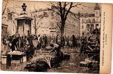 CPA    Vienne (Isére) - Jour de Marché,Place Hotel de Ville      (241805)