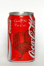 1992 Coca Cola can from Malaysia, Gong Xi Fa Cai