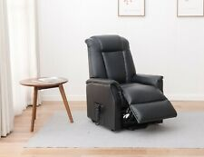 Restwelles leather rise recliner electric mobility chair lift and tilt riser