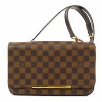 LOUIS VUITTON  N41257 Shoulder Bag Hoxton PM Damier Ebene Damier canvas