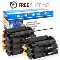5PK for HP Laserjet Pro M402n M426fdw MFP Black Laser CF226X 26X Toner Cartridge