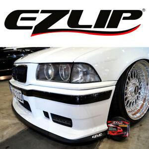EZ Lip Universal Front Splitter Lip Kit Bumper Spoiler for BMW