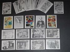 SATURDAY SERIALS (1950s 1960s Cliff Hanger Chapter Plays) ©1991 Epic 40 Card Set