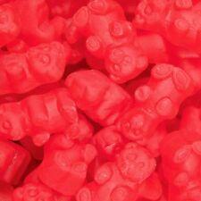 JuJu Cinnamon Bears Classic Bulk Candy 1 lbs