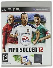 PS3 FIFA Soccer 12 Playstation 3 Brand New Factory Sealed